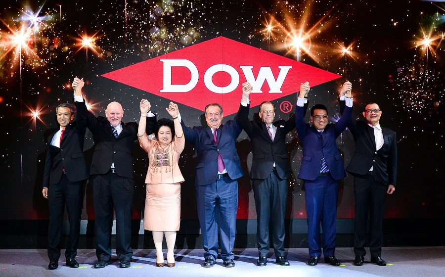 Dow 50th Anniversary