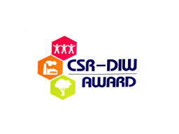 Corporate Social Responsibility, Department of Industrial Works (CSR-DIW) Award